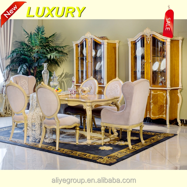 Imported Wooden Dining Table Philippine Set Amf9114