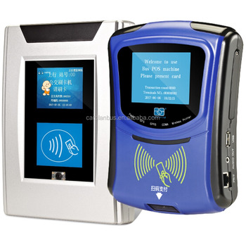 Validating fare boxes for buses