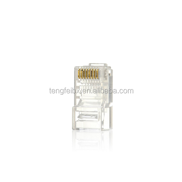 10 pin rj45 connector different connector rj45 for cat6