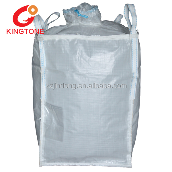 food grade durable PP woven bulk rice bag with low-price 2017