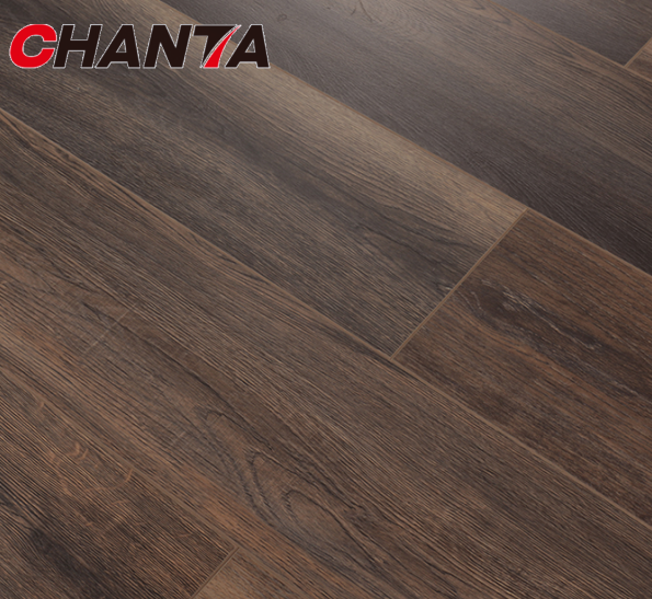 cheap waterproof solid wood tiles floor laminate wood texture floor manufacturer
