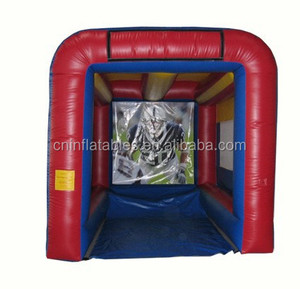 The Most Popular Inflatable Speed Cage w/ Radar Gun