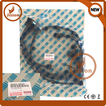 KOBELCO SK200-8 Excavator Wire Harness VH820649540A S8206-49540