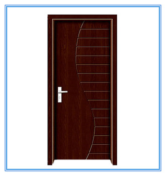 Latest design wooden doors mdf pvc wooden doors design for Latest wooden door designs 2016