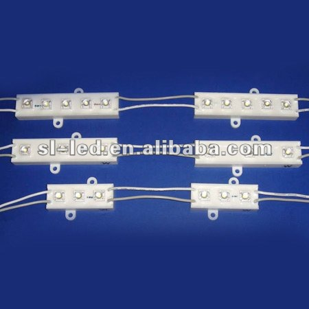 Superflux LED Modules for Sign and Backlight