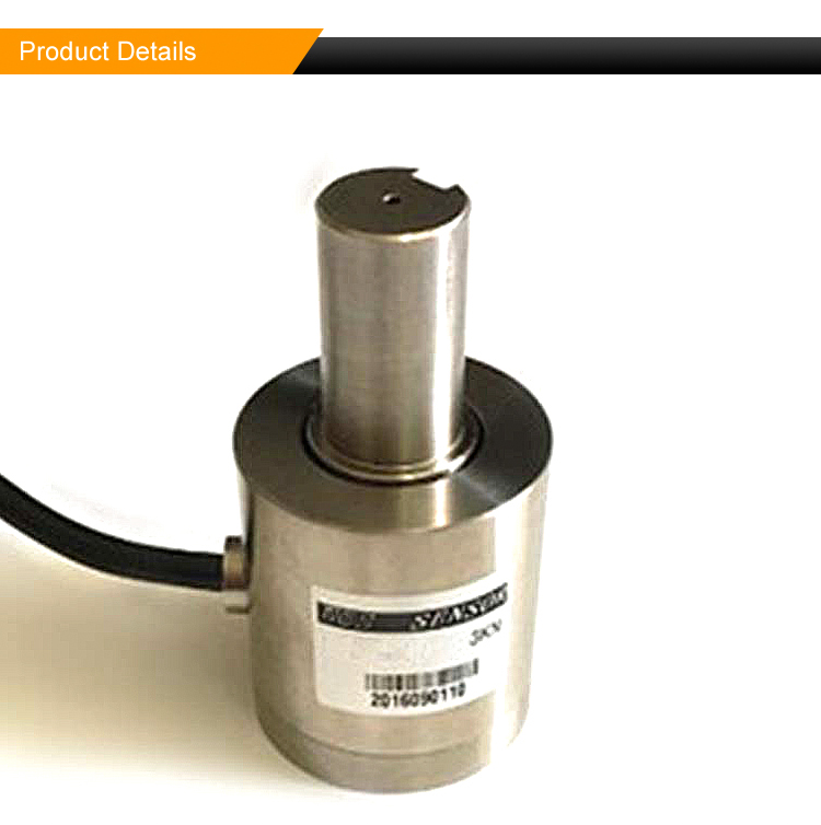 High performance cheap 100tT 3-Axis weighing Load Cell alloy steel multi-axis load sensor