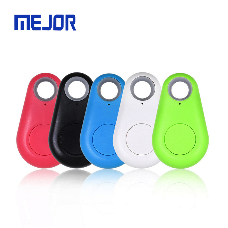 2019 hot selling kids speelgoed draadloze BT 4.0 App alarm key finder apparaat smart tag anti-verlies Mini gps tracker