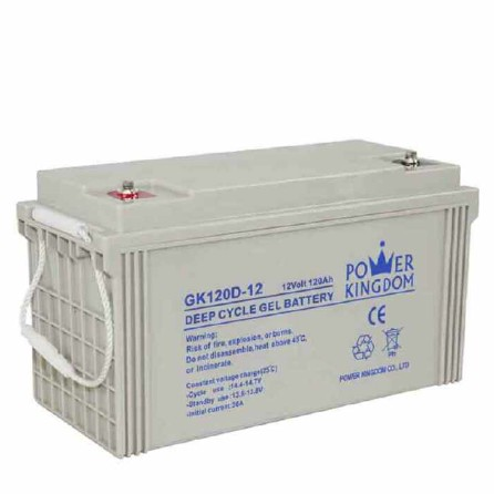 Power Kingdom sealed 12v lead acid battery design wind power system
