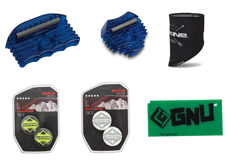 33d23af54759 Get Quotations · Dakine Snowboarding Edge Tuner Tool Bundle with Mini Edge  Tool, GNU Pickle Scraper, Hoodlum
