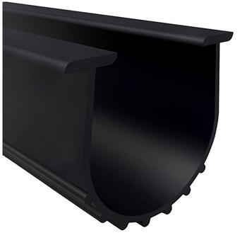 2018 New Trending Garage Door Weatherproofing Universal Sealing  Weatherstrip, Heavy Duty Weatherproof Par