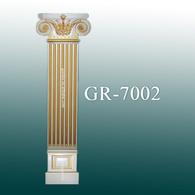 Supplier Roman Columns Gold Roman Columns Gold Wholesale