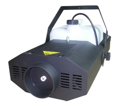 2000W high-power remote control Stage smoke machine outdoor performances timing quantitative remote control fog machine