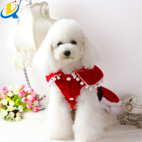 Factory selling custom cusual Christmas dog costumes