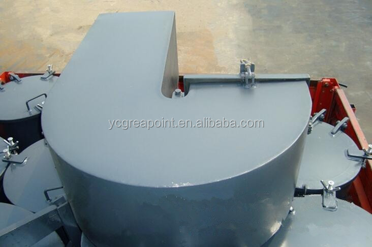 Factory Supply Iron Gooseneck Ventilator Price for Ship