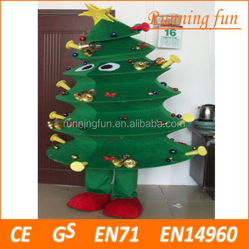 CE used Christmas tree mascot costume for adults  sc 1 st  Alibaba & Hot!! Ce Used Christmas Tree Mascot Costume For Adults - Buy ...
