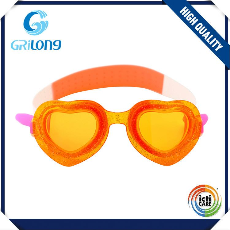 New product simple design anti fog kids swimming goggles with good prices
