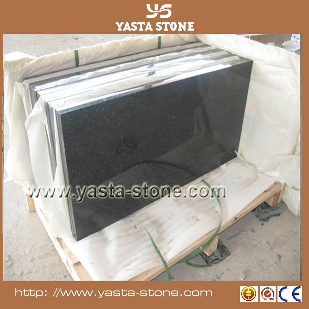 Factory Directly Supply Egyptian Black Marble