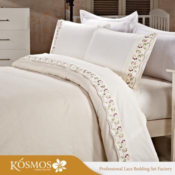 King Size Lace Plain Cotton Bed Sheets Algodon Cotton Sheets Buy