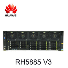 Huawei RH5885 V3 2 or 4 x GE ports or 2 x 10GE ports 4U Rack Server For Cloud Computing