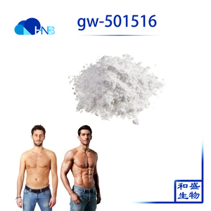 Purity and Effect Sarms Product Cardarine GW-501516 and GW1516 for Muscle  Building 317318-70-0
