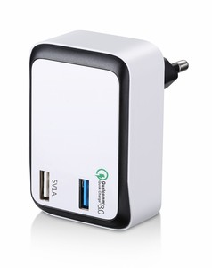 QC 2.0 QC 3.0 quick usb wall home mobile phone portable charger smart qc 3.0 wall charger