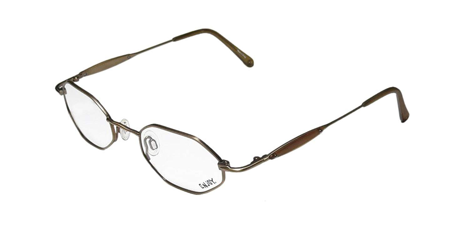 8671cf58e0 Get Quotations · Enjoy 5711 Mens Womens Designer Full-rim  Eyeglasses Spectacles