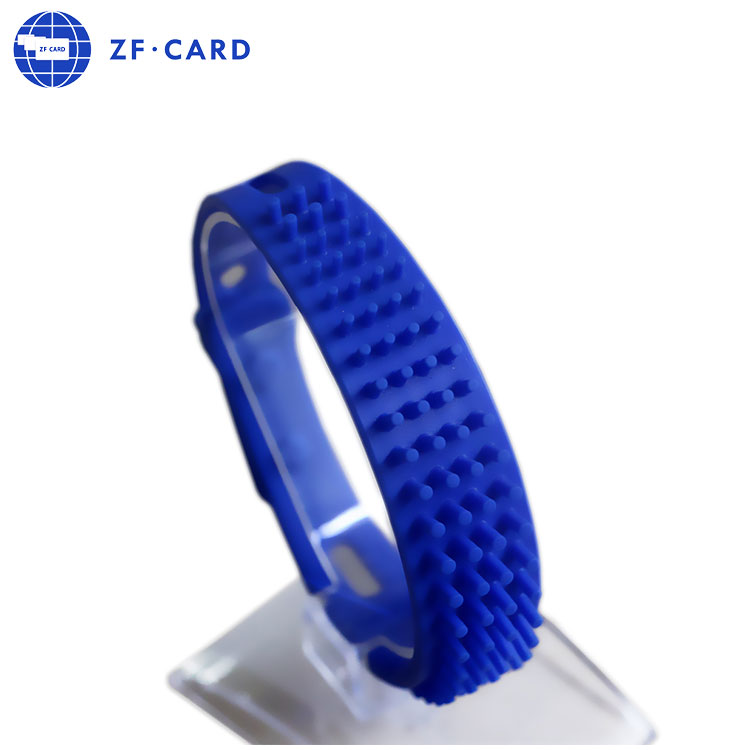 Customized Free Sample Cool Sports Silicon Wristband