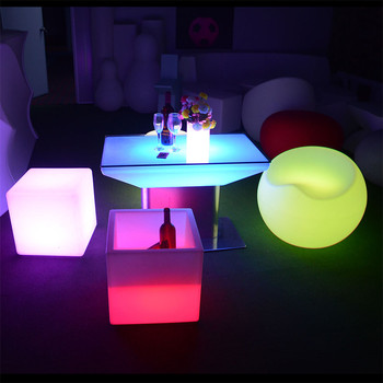 led party chairs nightclub used outdoor led furniture set sectional sofas chair table with lighting