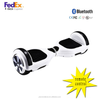 Wholesale hover board 2 wheel self balance electric scooter hoverboard 6.5inch