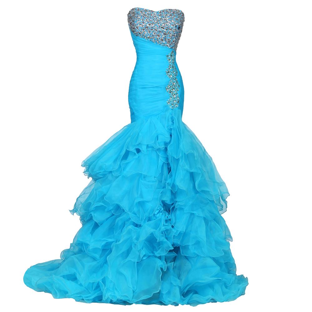 2016 stock vestido de noiva vintage wedding dress blue robe de mariage bridal dress high split. Black Bedroom Furniture Sets. Home Design Ideas
