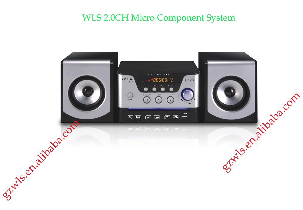 MV-88 HOME hifi sound system with professional boombox SUPPORT DVD/ MPEG4/ VCD/ MP3/DIVX
