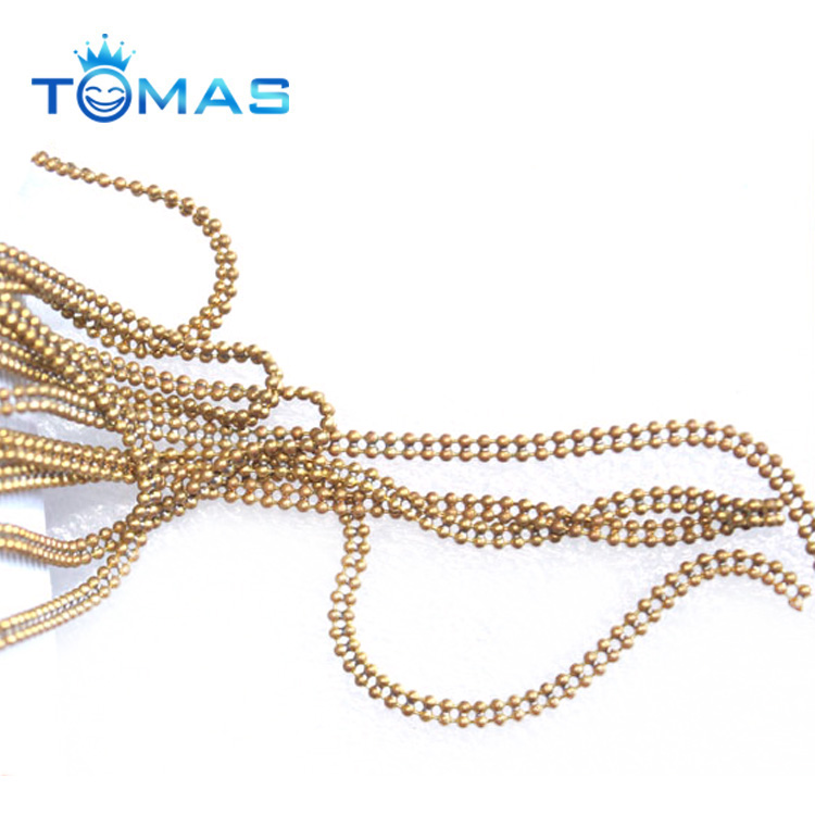 Guangzhou custom fine ball chain