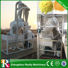 commercial high efficient maize rice corn flour mill milling making machine
