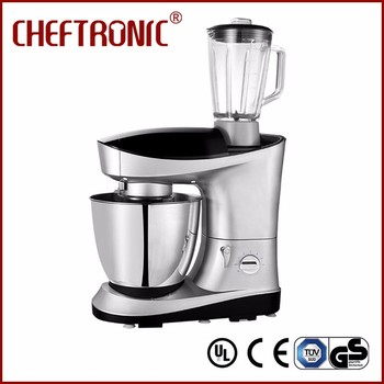Professional Kitchen Mixer Food 1200w Stand With Blender
