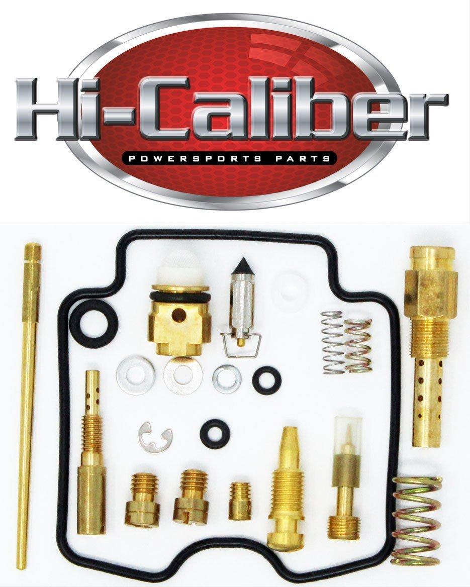 OE Quality Carburetor Carb Rebuild Repair Kit for the 2003-2006 Kawasaki KFX 400 ATVs