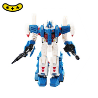 High quality Car transform robot children toy for ICTI certification