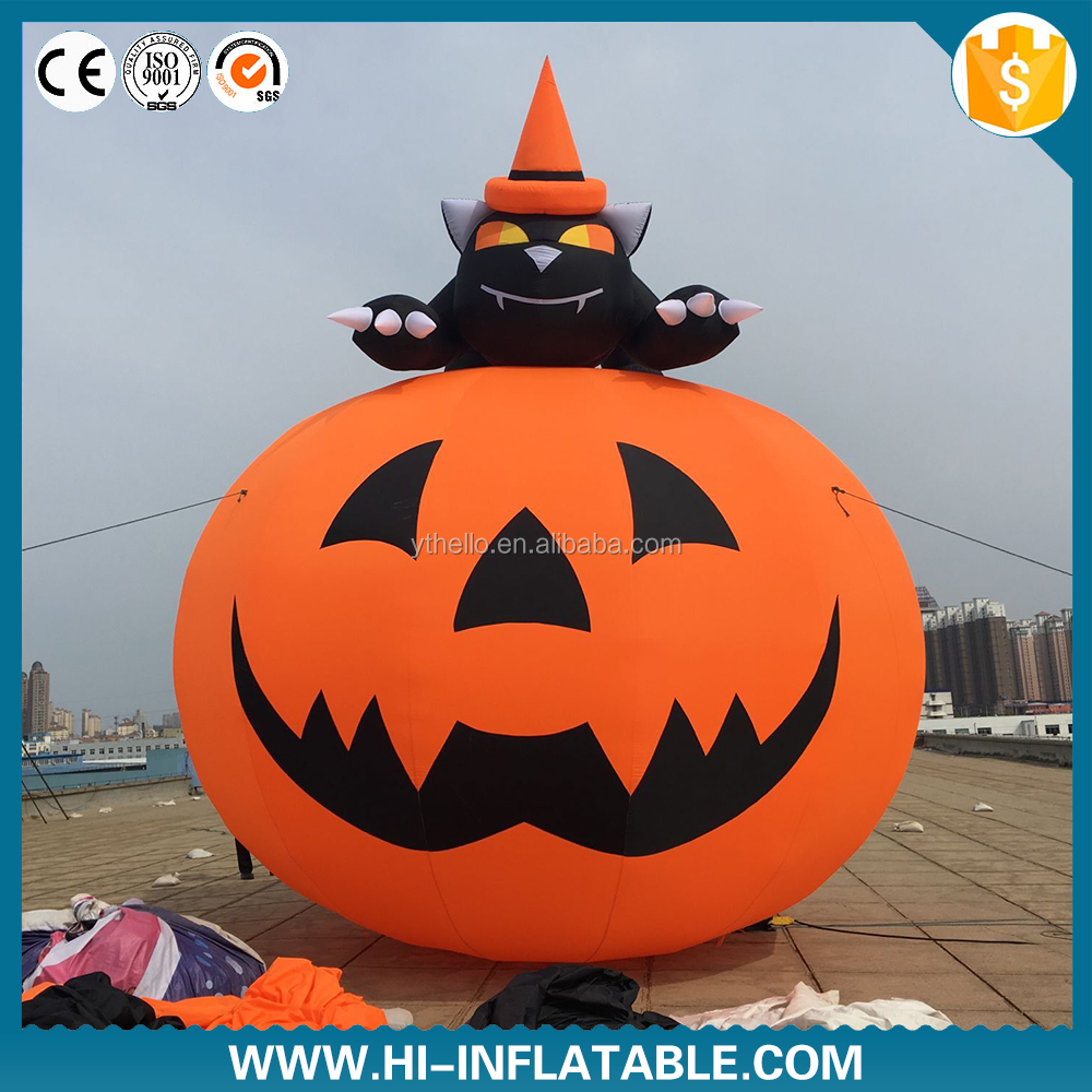 Inflatable Pumpkin Cat, Inflatable Pumpkin Cat Suppliers and ...