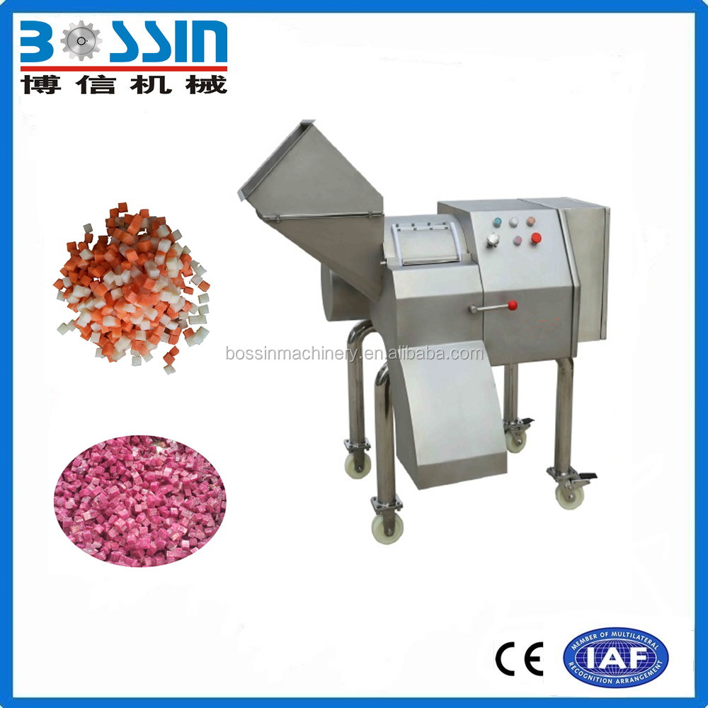 High efficient useful vegetable cutter processor