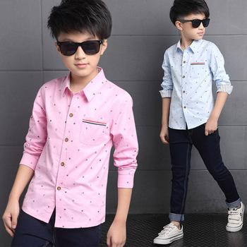 Kinderkleding Jongens.2017 Kinderkleding Jongens Kid Shirts Laatste Nieuwe Model Shirts