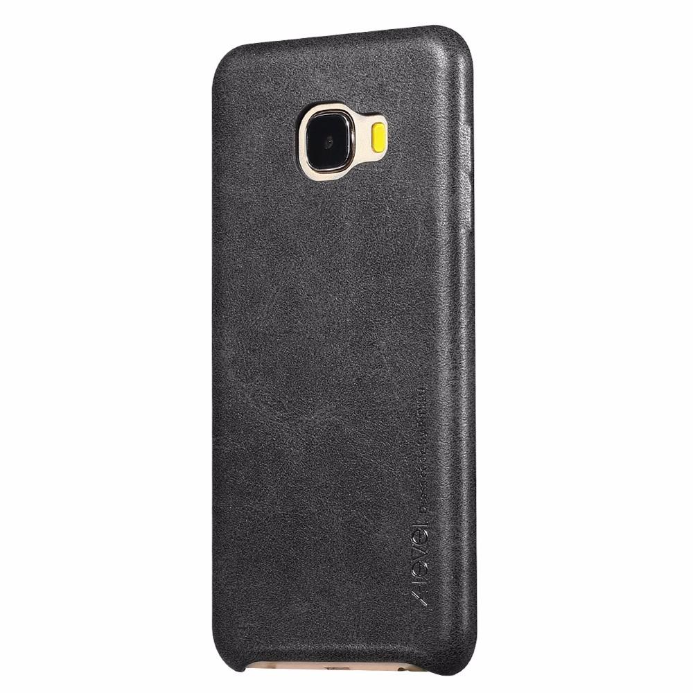 Wholesale Price PU Leather Phone Cover Case for Samsung Galaxy C7