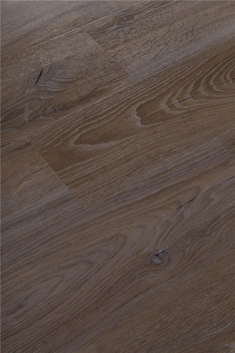 New design hdf gray color laminate flooring for wholesales
