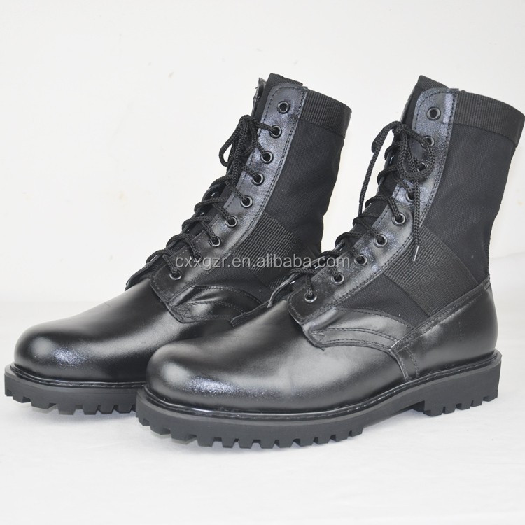 factory cheap price high quality genuine leather tactical