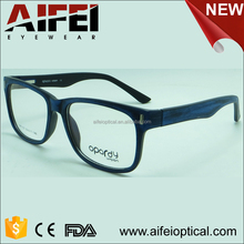Men sports CP injection wooden brushed optical frame korea