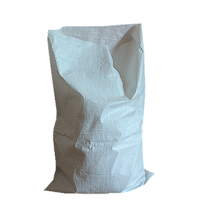 pp plastic woven bag with high quality raw material 25kg 40kg 50kg pp woven sack for sand rice sugar