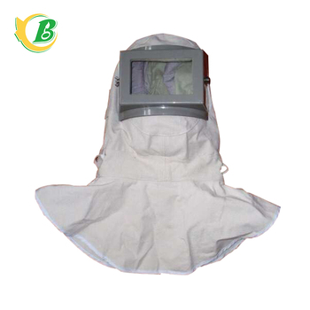 Sandblasting hood from Hangzhou China/BLAST CLEANING HOOD