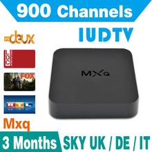 3months IUDTV Italy UK DE European IPTV APK free with