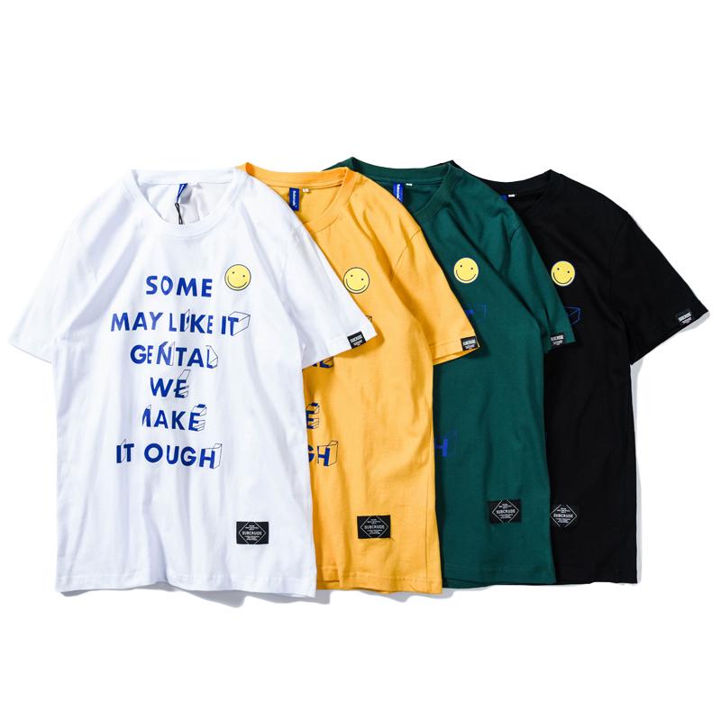 meilleur site web 026da b73d3 Fabrication T-shirt Personnalisé Solide Ment-shirts LUMHJJ ...