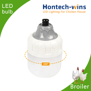 IP67 Chicken egg Farm Lighting / Chicken Farm Equipment / Poultry LED bulb lights