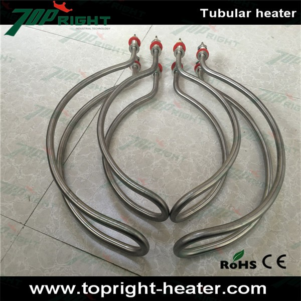 Flexible Electric Tubular Heating Element By China Topright ...
