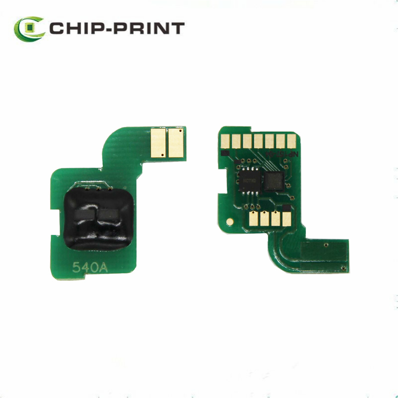 Hot Model CF540A/X CF541A/X CF542A/X CF543A/X Toner resetter chips for HP 203 Color LaserJet Pro M254